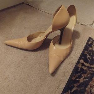 Aldo pointed toe D'Orsay pumps